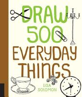 Draw 500 Everyday Things PDF