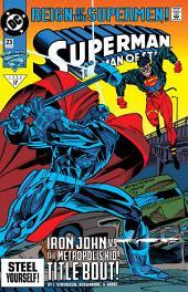 Superman: The Man of Steel (1991-2003) #23