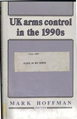 UK Arms Control in the 1990s PDF