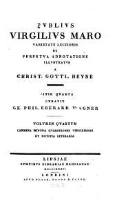 Publius Virgilius Maro: Volume 4