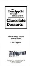 Chocolate Desserts PDF