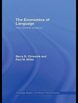 The Economics of Language PDF