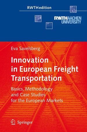 Innovation in European Freight Transportation