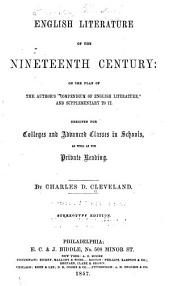 English literature of the nineteenth century