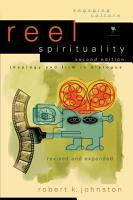 Reel Spirituality  Engaging Culture  PDF