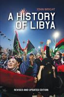 A History of Libya PDF