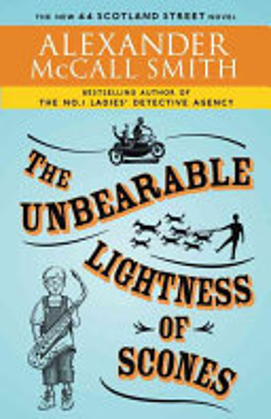 Download The unbearable lightness of scones Book