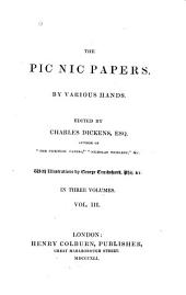 The Pic-nic Papers: Volume 3