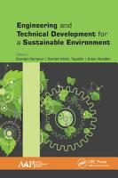 Engineering and Technical Development for a Sustainable Environment PDF