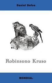 Robinsono Kruso (Koncizigita romanversio en Esperanto)