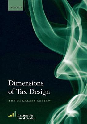 Dimensions of Tax Design PDF