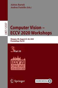 Computer Vision     ECCV 2020 Workshops PDF