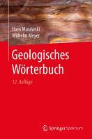 Geologisches W  rterbuch PDF