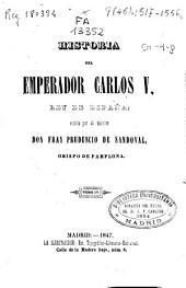 Historia del Emperador Carlos V, rey de España: Volumen 4