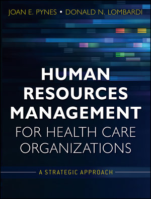 Human Resources Management for Health Care Organizations PDF