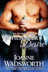 Highlander's Desire: Time Travel Romance