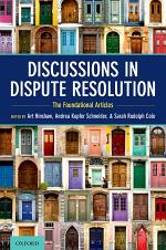 Discussions in Dispute Resolution