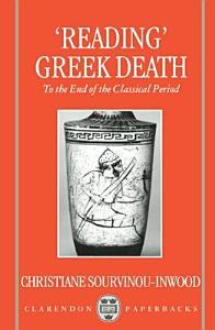 Reading  Greek Death Book