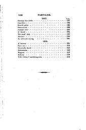 Mindeu munkái, kiadák barátai Bajza, J, és Schedel Ferencz: 2. kötet