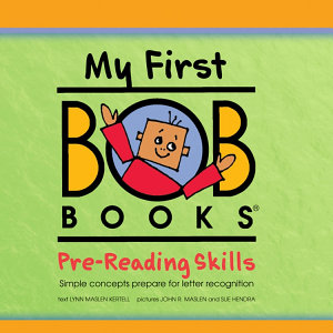 My First Bob Books  Pre Reading Skills Book