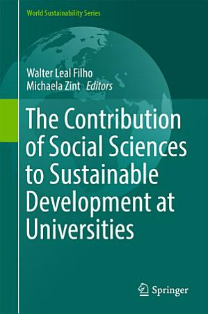The Contribution of Social Sciences to Sustainable Development at Universities PDF