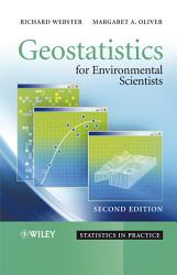 Geostatistics for Environmental Scientists PDF