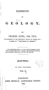 Elements of geology: Volume 2