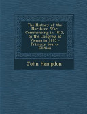 The History of the Northern War PDF