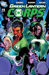 Green Lantern Corps (2006-) #11