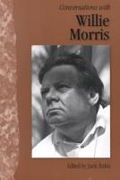 Conversations with Willie Morris PDF