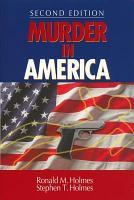 Murder in America PDF