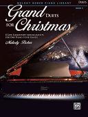 Grand Duets for Christmas, Bk 3