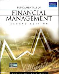 Fundamentals Of Financial Management Book PDF
