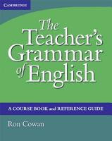 The Teacher s Grammar of English with Answers PDF
