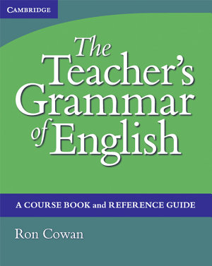 The Teacher s Grammar of English with Answers