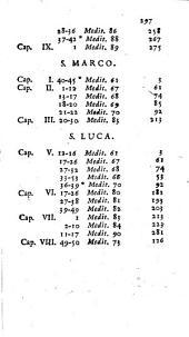 Il Vangelo secondo la concordanza de' quattro evangelisti esposto in meditazioni dal signor abate Duquesne traduzione dal francese.[Girandeau!. Tomo 1.(-12.): Volume 3