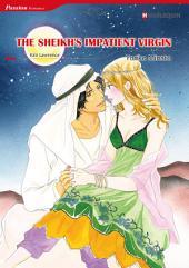 The Sheikh's Impatient Virgin: Harlequin Comics