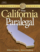 The California Paralegal PDF