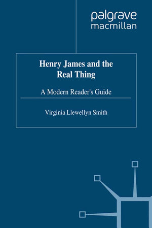 Henry James and the Real Thing