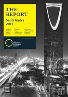The Report  Saudi Arabia 2015 PDF