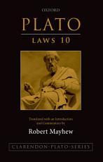 Plato: Laws 10