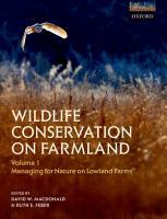 Wildlife Conservation on Farmland PDF