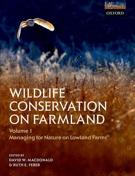 Wildlife Conservation on Farmland Pdf Book