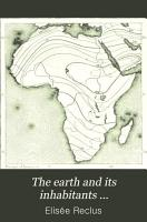 The Earth and Its Inhabitants      North east Africa PDF
