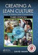 Creating a Lean Culture