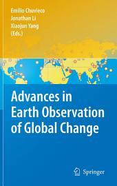 Advances in Earth Observation of Global Change