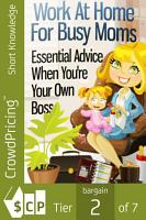 Work At Home For Busy Moms PDF