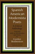 Spanish American Modernista Poets PDF