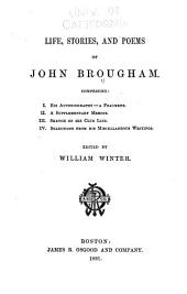 Life, Stories, and Poems of John Brougham ...