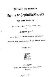 Gesammelte werke von Alexander von Humboldt: Bände 7-8